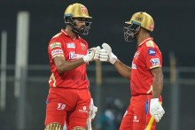 Rahul, Agarwal Give Punjab Kings Flying Start