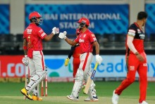KXIP Vs RCB LIVE: Chahal Gets Agarwal In His First Over