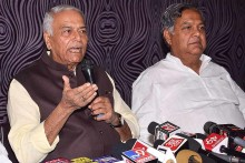 On Economy, Ex-FM Yashwant Sinha Says 'Those In Power Making Weird Statements'