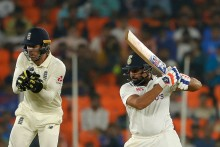 Day 1: Rohit, Kohli Rebuild India After Two Quick Wickets