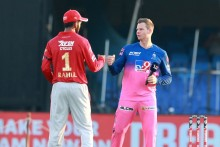Live: KXIP vs RR: Intense Battle For Playoffs
