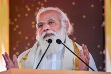 Kolkata: Actor Mithun Chakraborty Joins BJP Ahead Of PM Modi's Brigade Rally