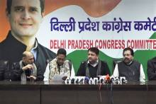 Congress's 1st Candidate List Features Ex-AAP Leaders Adarsh Shastri, Alka Lamba