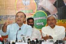 How Arun Jaitley Played A Key Role In Making Nitish Kumar The Bihar CM