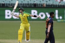 2nd ODI: Pandya Gets Smith, But Aussies Pushing 360