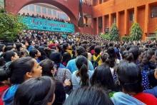 10 Arrested Over Alleged Molestation Of Students In Delhi's Gargi College