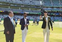 4th Test, Day 1: Natarajan, Sundar Make Debuts; AUS Bat