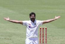 4th Test, Day 4: Thakur Gives IND Breakthrough, Removes Harris