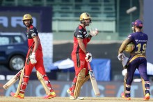 Krishna Breaks 86-run Stand, Maxwell Hits Another Fifty