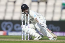 Kane Williamson, Ross Taylor Frustrate India; New Zealand Need Less Than 70