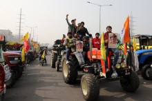 Republic Day Farmers' Tractor Rally: Police Issue Traffic Advisory; Which Routes to Avoid, Check Details