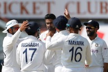 Day 2: Spinners' Day Out In Ahmedabad; India Need 49 Runs To Win