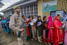 Lok Sabha Elections, LIVE Updates: 58% Voting In Udhampur, 12.4% In Srinagar By 3 PM
