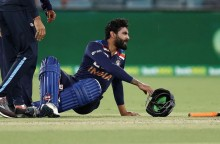 'Concussed' Jadeja Ruled Out of T20I Series
