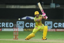 CSK Vs DC LIVE: Onus On Faf, Dhoni; Chennai Need 65 In 18