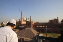 Eid Amid Covid-19 Pandemic: No Prayers At Delhi Jama Masjid, Subdued Celebrations