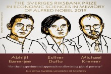 Nobel Prize For Economics Awarded To Indian-American Abhijit Banerjee, Two Others