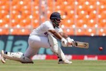 Day 2: Pant Brings Up His Century With Six