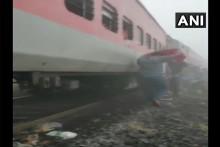 25 Injured As 8 Coaches Of Mumbai-Bhubaneswar Lokmanya Tilak Express Derail