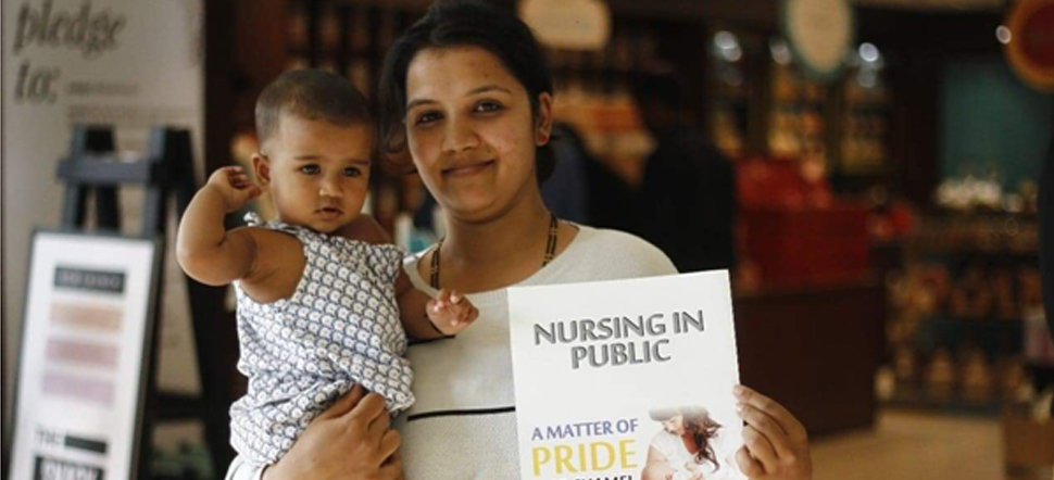 Breastfeeding Indian Mums Get Unique Support From Dedicated Facebook Network