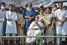 Bengal Retained, Now Mission Delhi For Mamata