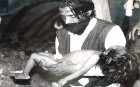Bhopal '84: A man with his dead child