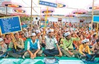 We have a voice: Balmiki children at the public hearing at Sabarmati ashram