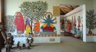 <b>Sanskriti Kendra</b>, New Delhi<br> <b>Collector:</b> O.P. Jain <br> <b>USP:</b> Terracotta, textiles, objects of everyday utility