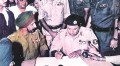 Decisive loss: Gen Niazi (right) capitulates after the 1971 war