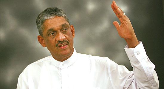 'He Said The Army's Too Strong, Sri Lanka Will Become Like Myanmar'