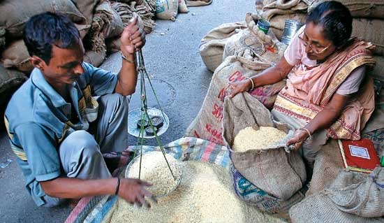 Rice Export: An Unarguable Case