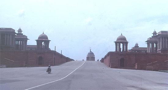 On Why New Delhi Was Such A Capital Idea