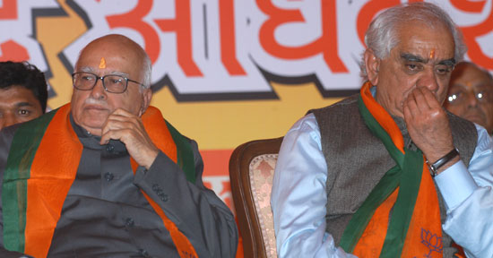 """""""Advani Is Not Fit...To Serve The Interests Of The Country"""""""