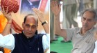 Deepest cut? From left, Rajnath's caught in his own webs; Shourie is described as