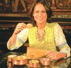 <b>Chutney please</b> Jyotsana Uppal, yoga instructor, tucks into a dosa in Delhi