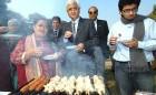 <b>Kababnama</b> The Khurshids check out seekhs and tikkas