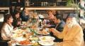 <b>Tandoori Noons</b> Jiggs Kalra, right, at his restaurant Punjab Grill