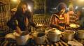 <b>Pots of Treasure</b> Khasi delicacies at a food festival