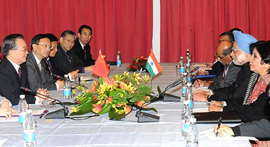 Bonding At Copenhagen Cemented India-China Relations
