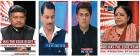 <b>The TV Politicos:</b> From left, Ravi Shankar Prasad, Rajiv Pratap Rudy, Manish Tewari, Jayanthi Natarajan
