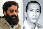 <b>Wanted</b> Kashmiri, left, and Saif Al Adal
