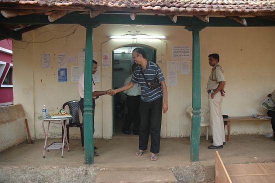Goa Poll Diary