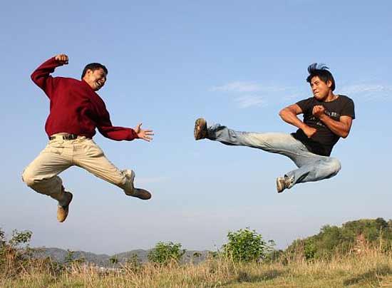 Local Kung Fu (Assamese)
