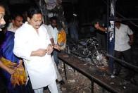 Twin Blasts In Hyderabad
