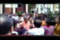 <b>Root cause</b> A TV grab of the Rajdeep Sardesai incident