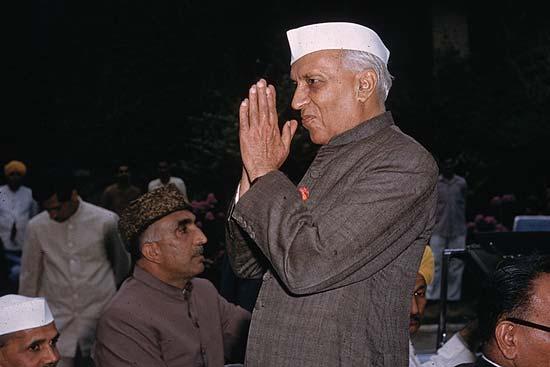 Modifying Nehru