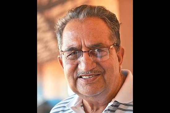 Chiranjit Parmar, 75
