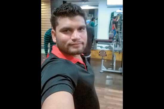 Mohd Haneef, 26