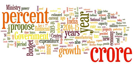Interim Budget 2014-2015