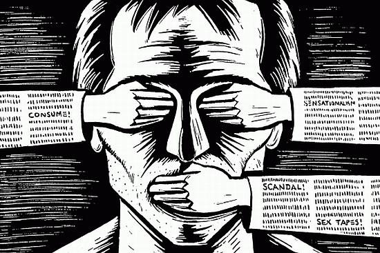 Censorship By The Press
